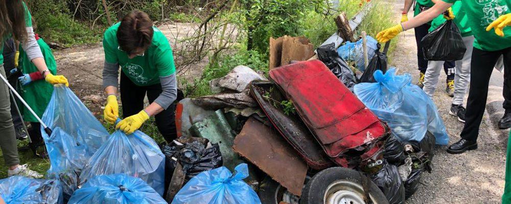 Liberi dai rifiuti